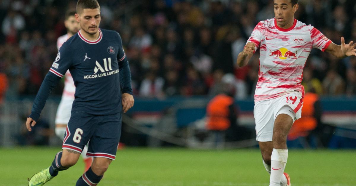 PSG: négy hétre kidőlt az olasz válogatott középpályás